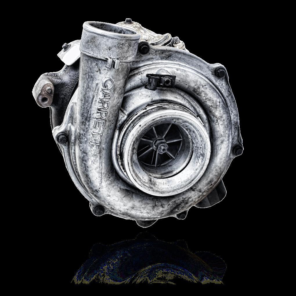 DieselCore Turbos