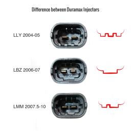 Chevy / GMC 6.6L LLY Duramax 2004.5-2005