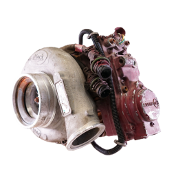 Holset HE451VE Turbocharger