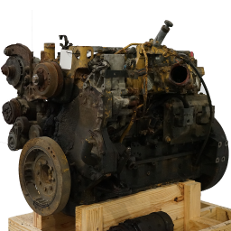 Caterpillar 3126B/ 3126E Engine Core