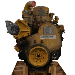 Caterpillar C12 Engine Core