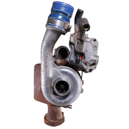Ford 6.4L Powerstroke Turbo - High Pressure Or Low Pressure Side
